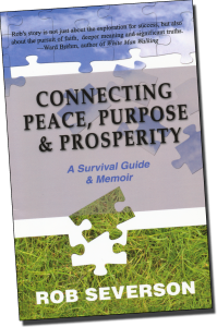 Connecting Peace, Purpose & Prosperity Cover